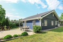 Holiday home in Jaegerspris for 9 persons