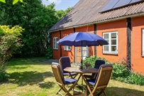 Holiday home in Østermarie for 8 persons