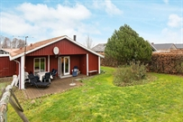 Holiday home in Bjert for 5 persons