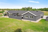 Holiday home in Albaek for 26 persons