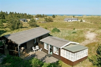 Holiday home in Albaek for 4 persons
