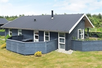 Holiday home in Loekken for 6 persons