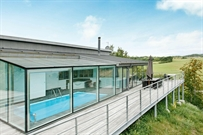 Holiday home in Knebel for 10 persons