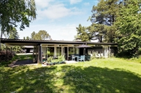 Holiday home in Hornbaek for 4 persons
