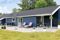 Holiday home in Jerup for 6 persons