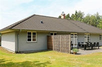 Holiday home in Hals for 12 persons