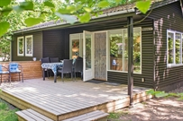 Holiday home in Hasle for 6 persons