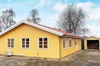 Holiday home in Jaegerspris for 8 persons