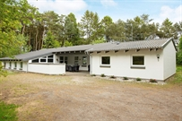 Holiday home in Saeby for 14 persons