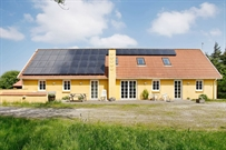Holiday home in Thisted for 12 persons