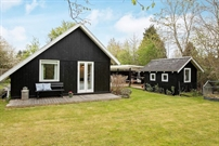 Holiday home in Hornbaek for 6 persons