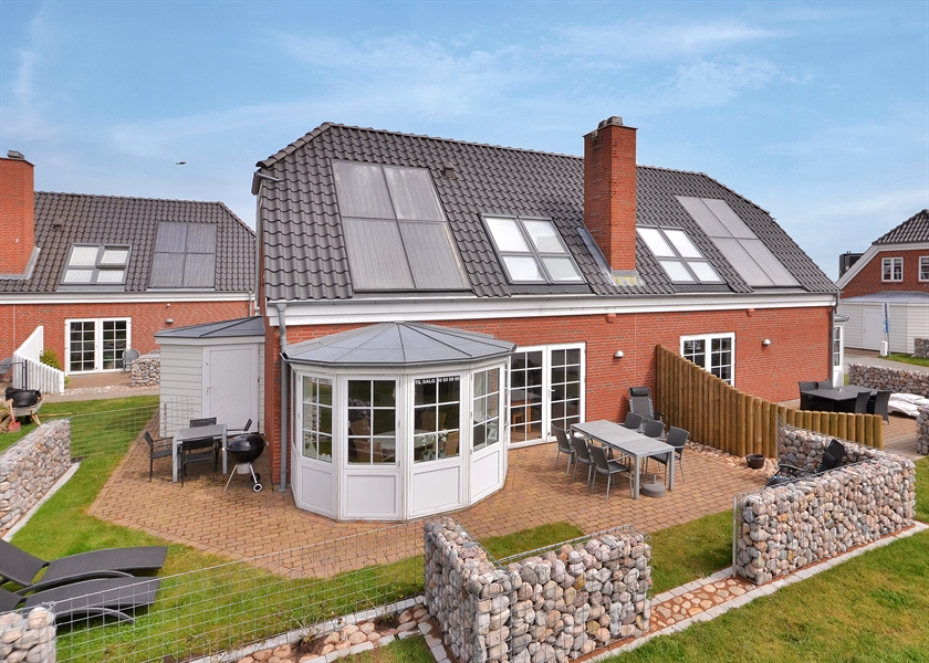 Holiday home in Romo, Havneby for 8 persons