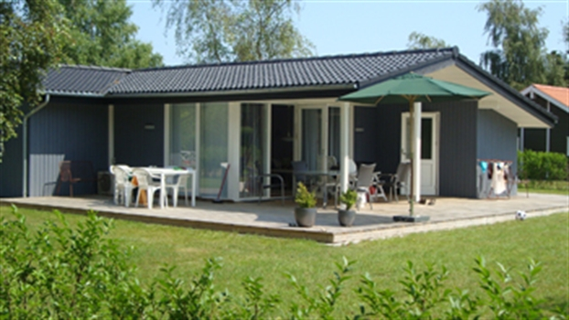 Holiday home in Skovmose for 6 persons