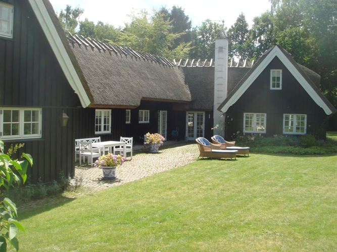 Holiday home in Hornbaek for 10 persons