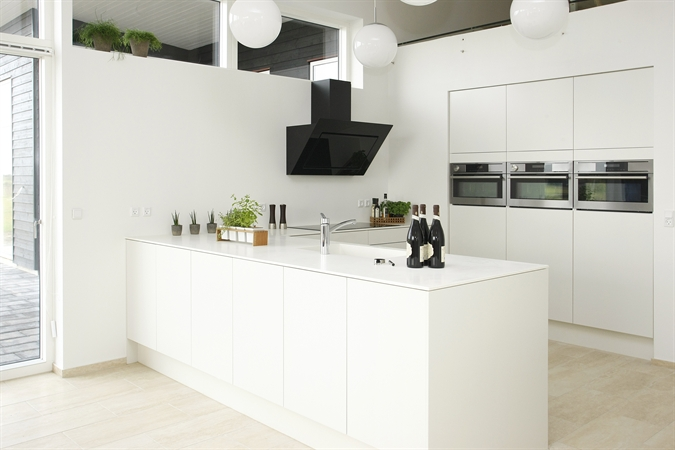 Well-equiped kitchen
