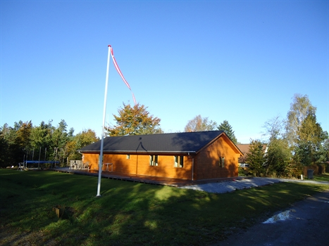 Holiday home in Truust for 12 persons