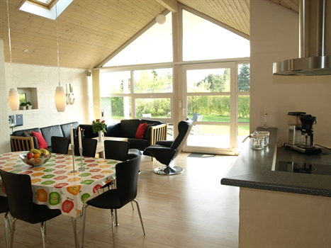 Holiday home in Skovmose for 8 persons