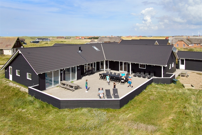 Holiday home in Harboore for 22 persons