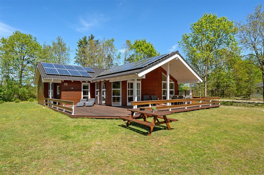 Holiday home in Arrild-ferieby for 8 persons