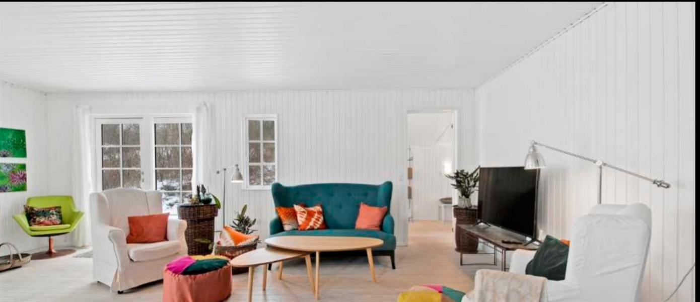 Holiday home in Boeslum for 4 persons