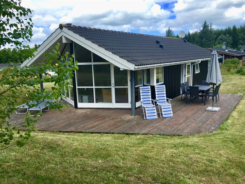 Holiday home in Fjerritslev for 6 persons