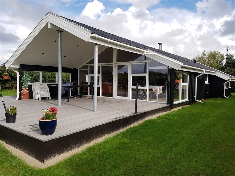 Holiday home in Gronhoj, Nordjylland for 5 persons