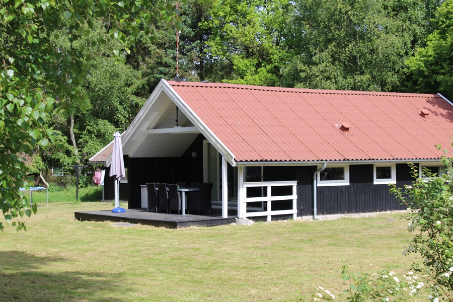 Holiday home in Hesselbjerg v. Ristinge for 8 persons