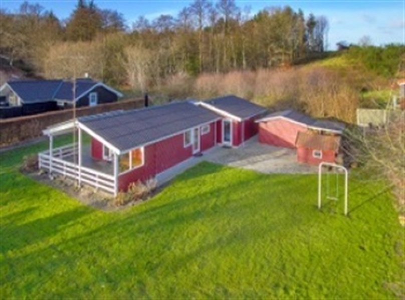Holiday home in Hvidbjerg for 6 persons
