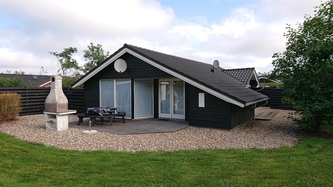 Holiday home in Skaven Strand for 6 persons