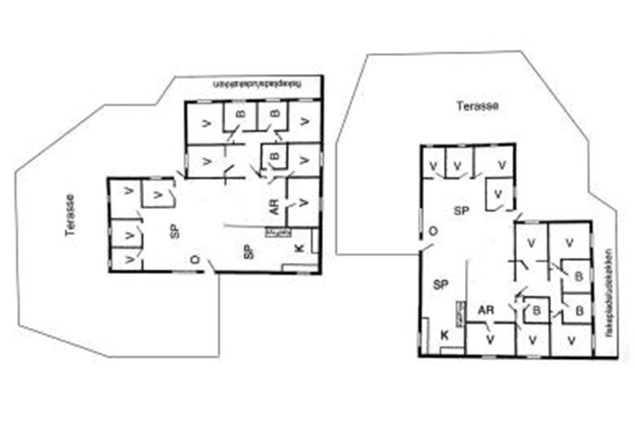 Holiday home in Truust for 24 persons