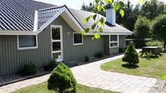 Holiday home in Houstrup for 6 persons