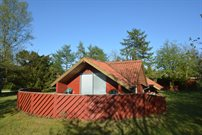 Holiday home in Truust for 4 persons